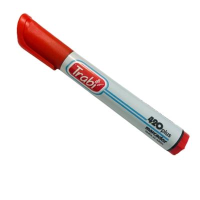 Marcador Trabi 420 Plus Al Agua Recargable P. Redonda Rojo (x1)