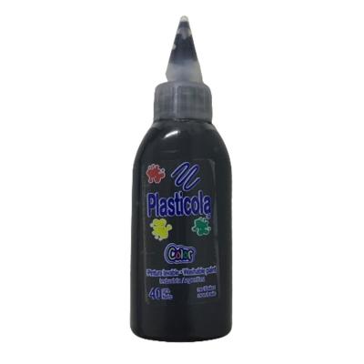 Plasticola Color Negro 40 Grs