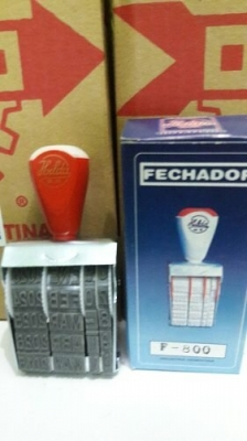 Sello Fechador Hilda F 800 8mm De Alto