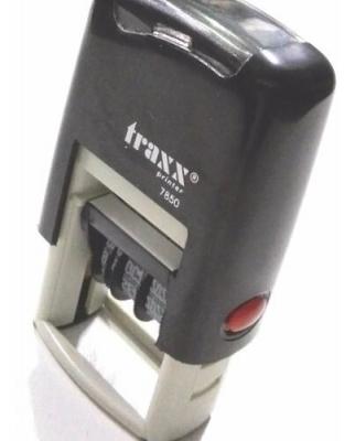 Sello Automátic Traxx Printer Fechador 7850 S/Texto (x Unidad)