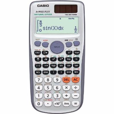 Calculadora Cientifica Casio Fx- 991 L A Plus Original