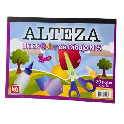 Block N°5 Color