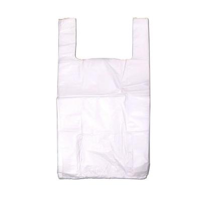 Bolsas Camiseta Blancas 40x50 (x90)