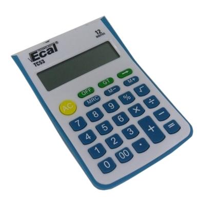 Calculadora Electrónica Ecal Tc53 12 Digitos