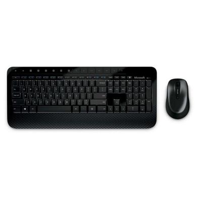 Combo Teclado + Mouse Microsoft 2000 Wireless (Inalámbrico)