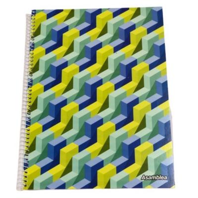 10 Cuadernos 29.7 Universitario Rayado/ Cuadriculado (80 Hojas)