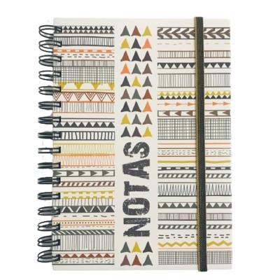 Cuaderno Bitacora A5 Etnico (90 Hojas)