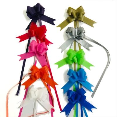 Moños Mágicos N°25 Colores Surtidos (Caja x100 Paq x100/ 10.000)