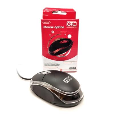 Mouse GTC Óptico Usb MOG107