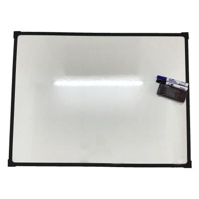 Combo Pizarra Blanca 60x80 + 1 Borrador + 2 Marcadores