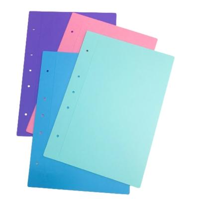 Carpeta A4 2 Tapas  Polipropileno Colores Surtidos