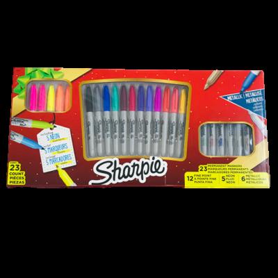 Set Marcadores Sharpie (x23)