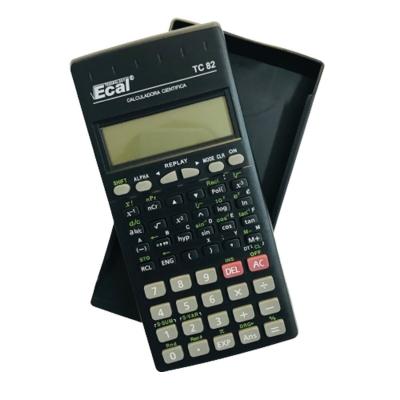 Calculadora Científica Ecal Tc82 ms