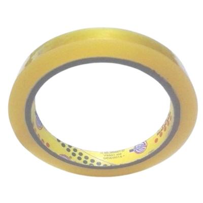 Cinta Adhesiva Transparente 12mm x 60metros (x Unidad)
