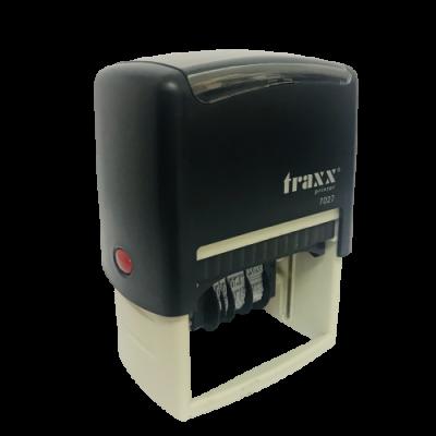 Sello Automátic Traxx Printer Fechador 7027 S/Texto (x Unidad)